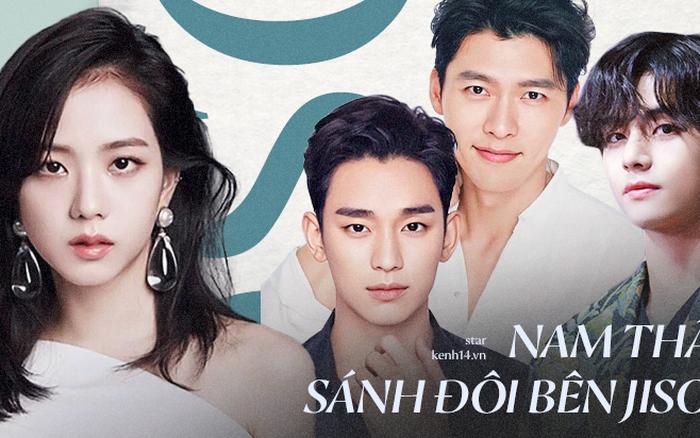 Jisoo (BLACKPINK) đóng phim, 5 cực phẩm được réo gọi ghép đôi: Dàn tài tử Hyun Bin, Lee Min Ho hay idol như V (BTS) hợp hơn?