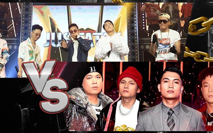 Màn kết hợp của HLV King Of Rap vừa lên sóng đã bị đặt lên bàn cân: Người khẳng định chất hơn Rap Việt, kẻ mỉa mai