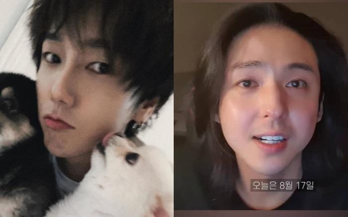 Nhận không ra nổi 2 mỹ nam Super Junior ngày nào: Người mặt nhọn hoắt tam giác ngược, nam thần Kibum sao khác quá?