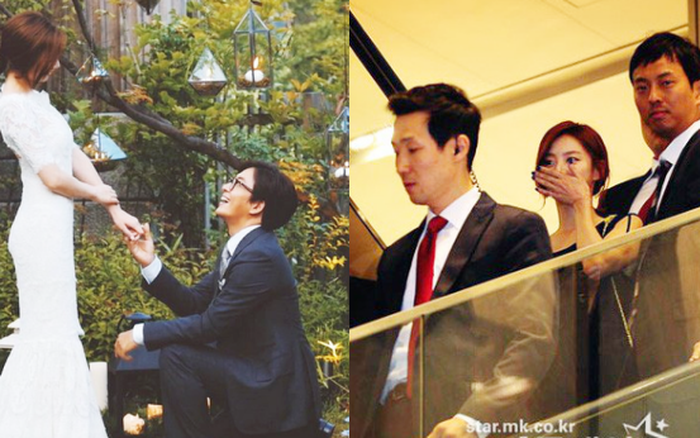 Màn cầu hôn của Bae Yong Joon và mỹ nhân