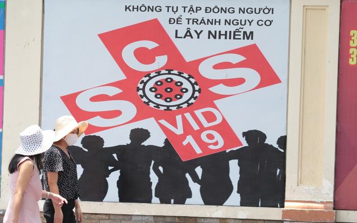 TP. HCM: Chính thức xử phạt người không đeo khẩu trang nơi công cộng từ ngày 5/8