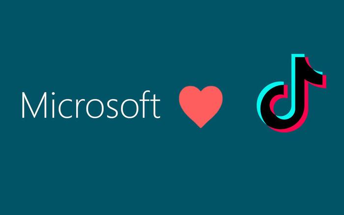 Microsoft thông báo thương vụ mua lại TikTok sẽ