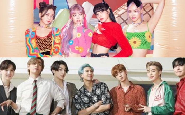 BTS chiến thắng Best Kpop và Best Group quá dễ dàng, BLACKPINK là nhóm nữ Kpop đầu tiên có giải tại MTV VMAs!