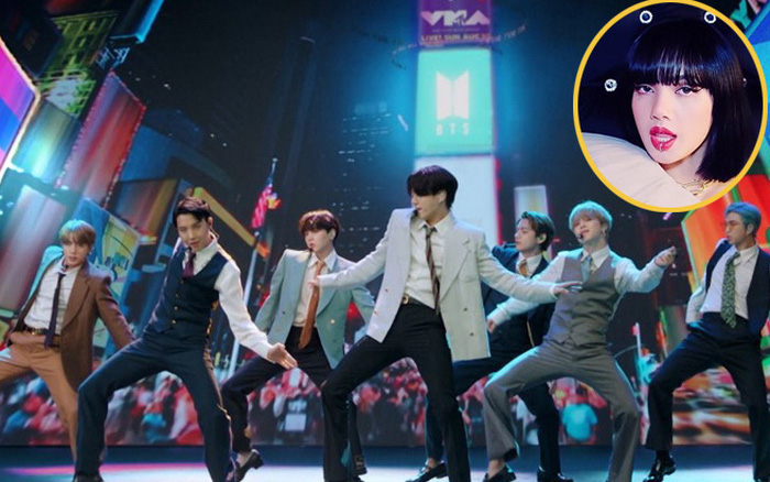 BTS vừa diễn xong liền bật How You Like That của BLACKPINK, fan lại tranh cãi xem VMAs có ẩn ý gì?
