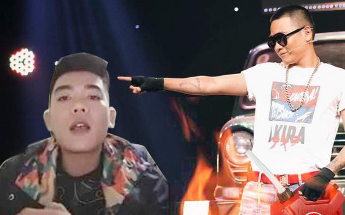 Xôn xao đoạn Rap công kích