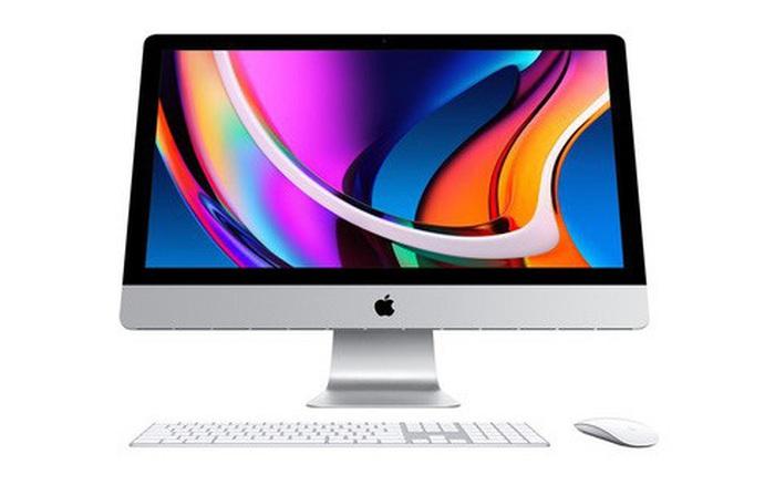 Apple ra mắt iMac 27 inch mới: Thiết kế không đổi, chip Intel thế hệ 10, webcam 1080p, giá từ 1.799 USD