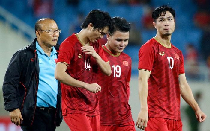 Tuyển Việt Nam triệu tập 36 cầu thủ: Vắng Văn Lâm, tiếc cho Đức Chinh và Đình Trọng