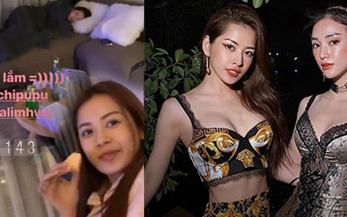 Giữa drama không hồi kết, Chi Pu bất ngờ tụ họp
