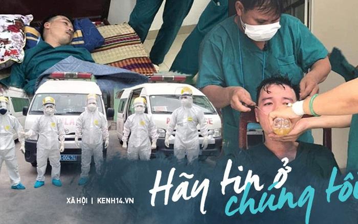 Phó Giám đốc 115 Đà Nẵng nói về hình ảnh bác sĩ làm việc đến kiệt sức: