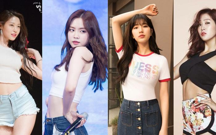 Sao Hàn chia sẻ những lời khuyên thiết thực về cách giảm cân, có 1 bí quyết được cả Seolhyun lẫn Soyou (SISTAR) cùng áp dụng