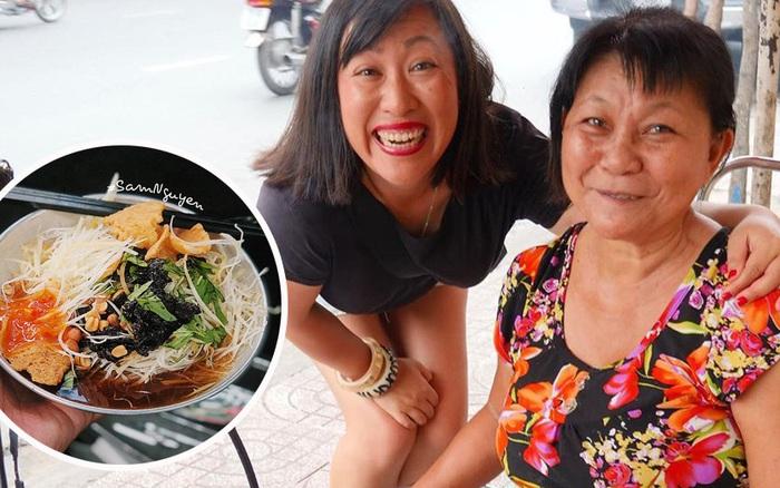 Một blogger ẩm thực New Zealand chia sẻ những món ăn ở TP.HCM khiến cô bị