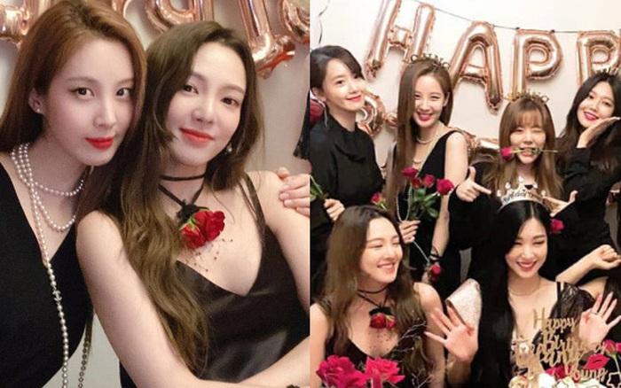 Bi hài Hyoyeon (SNSD) bị áp lực vì quy tắc trong tiệc sinh nhật Tiffany: Nỗi ám ảnh từ tận năm ngoái đến nay chưa hết?