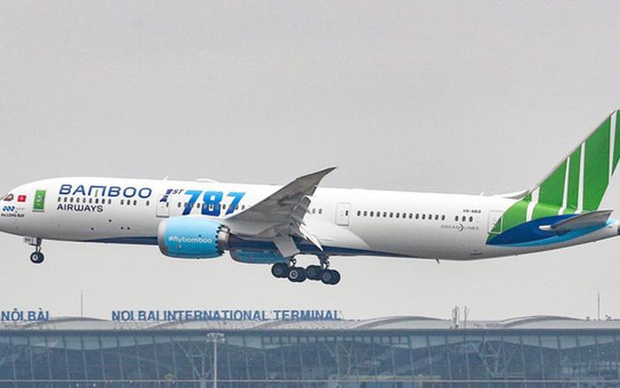 Bamboo Airways dẫn đầu là hãng bay có tỷ lệ số chuyến bay đúng giờ nhất toàn ngàn trong 7 tháng đầu năm 2020