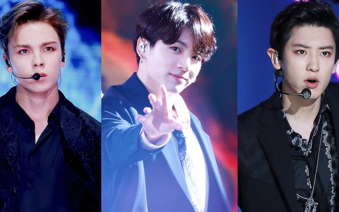 30 nhóm nhạc nam hot nhất hiện nay: Top 3 quyền lực hội ngộ, BTS và