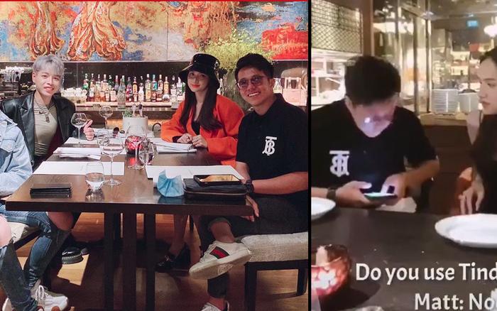 Hương Giang đăng clip mặt đối mặt hỏi rõ Matt Liu về ồn ào