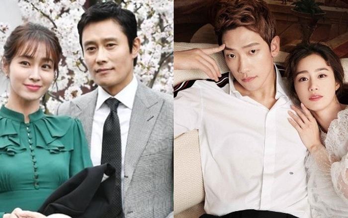 Bi Rain thân thiết bất ngờ với gia đình Lee Byung Hun, đập tan tin đồn là