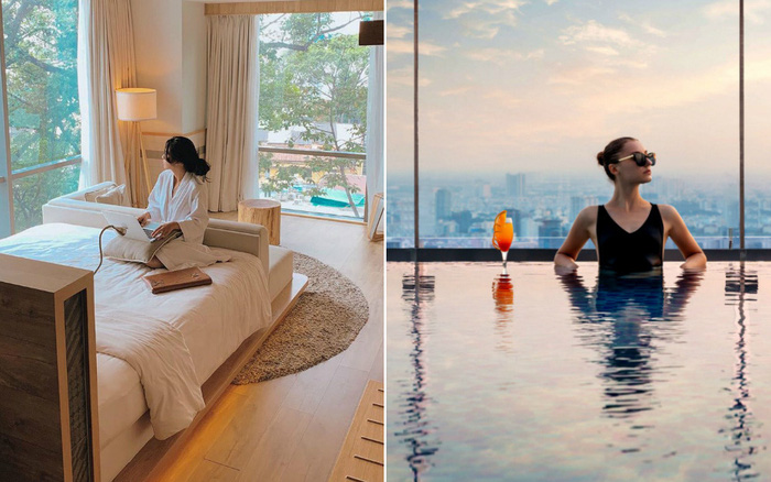 """Hàng loạt khách sạn 5 sao sang chảnh nhất Sài Gòn đồng loạt giảm giá """"sốc"""" dịp Lễ 2/9, có nơi rẻ hơn một nửa so với ngày thường"""