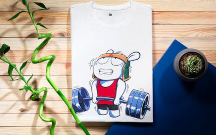 Xiaomi ra mắt áo phông làm từ nhựa, tặng kèm cả hạt giống cây trồng khi bán ra
