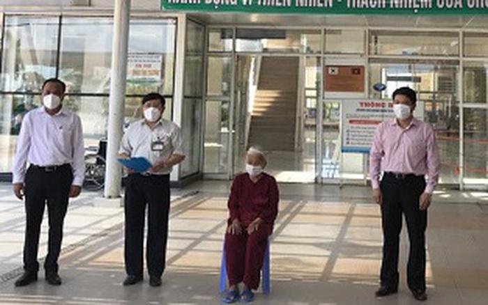 Kỳ tích: Cụ bà 100 tuổi ở Quảng Nam chiến thắng Covid-19