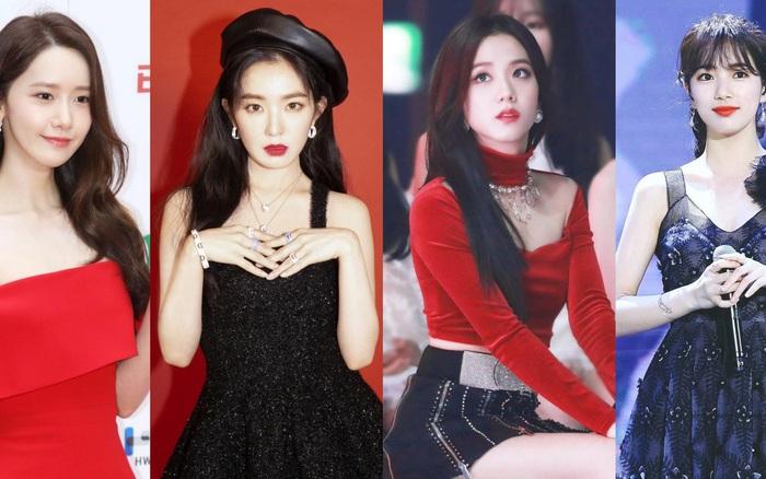 """Top 5 idol nữ được lùng sục nhiều nhất Google từ năm 2013 đến nay: Ai ngờ Suzy """"bất tử"""", nữ thần Jisoo hay Tzuyu dẫn đầu hiện nay?"""