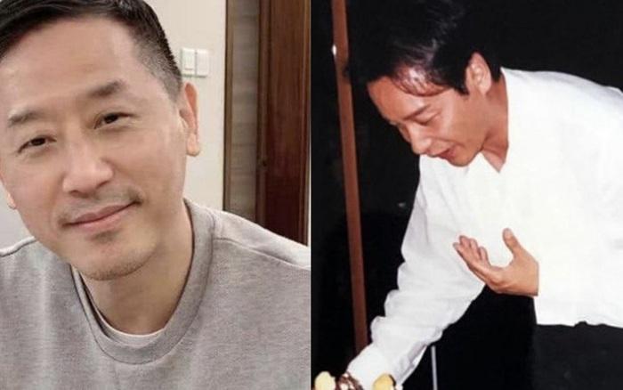 Đúng 0h Đường Hạc Đức chia sẻ ảnh chúc mừng sinh nhật Trương Quốc Vinh, dòng nhắn gửi khiến hàng nghìn fan bật khóc