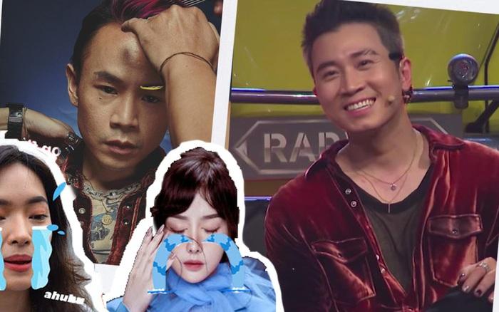 Netizen phát hiện Karik - Binz có