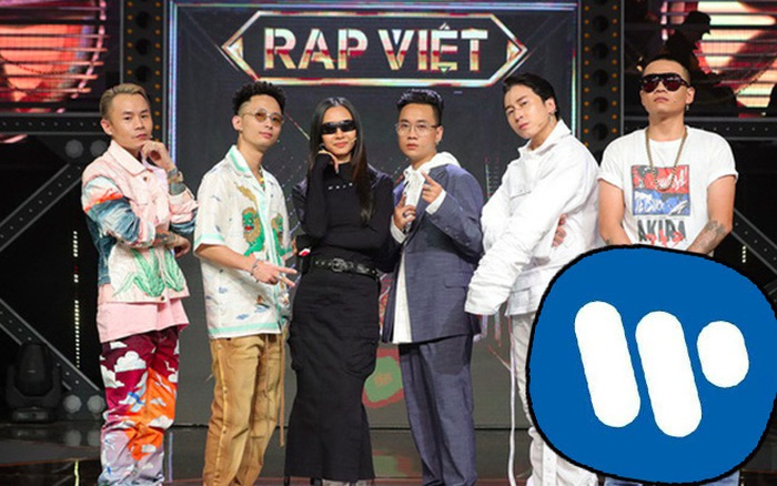 Warner Music Vietnam sẽ độc quyền phát hành các ca khúc trong Rap Việt, fan tha hồ nghe bản thu âm