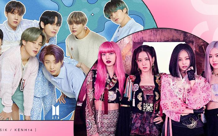 BLACKPINK và BTS đình đám quốc tế lại từng thiếu hit quốc dân Kpop: tiêu chuẩn nào để đánh giá?