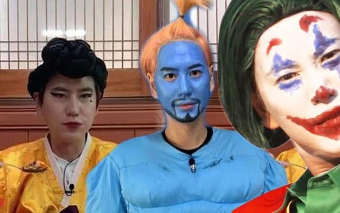 Hình tượng là gì? Kyuhyun (Super Junior) khiến fan ngã ngửa khi hóa trang từ bà thím đến thần đèn