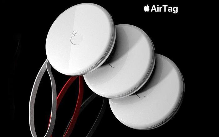 Thẻ đeo AirTags lộ diện trước thềm sự kiện của Apple