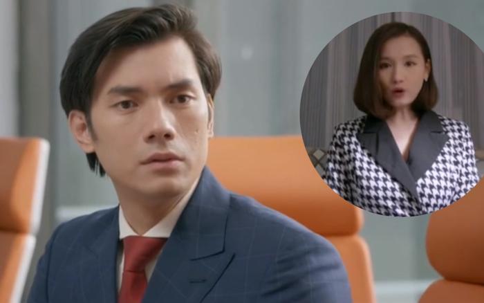 Lã Thanh Huyền tái xuất cứu nguy tổng tài, quyết dìm nữ chính tới bến ở tập kế cuối Tình Yêu Và Tham Vọng