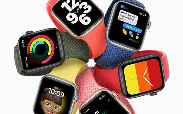 Vừa ra mắt iPad Air 4, Apple Watch loạn giá tại các cửa hàng Việt