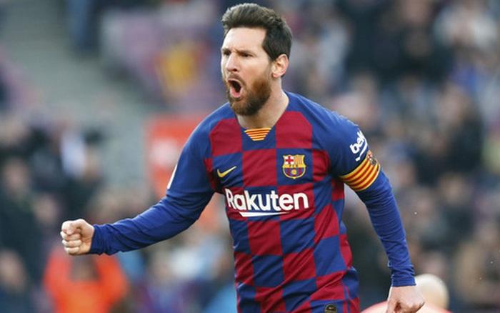 Lionel Messi vượt Ronaldo, trở thành cầu thủ kiếm tiền giỏi nhất năm 2020