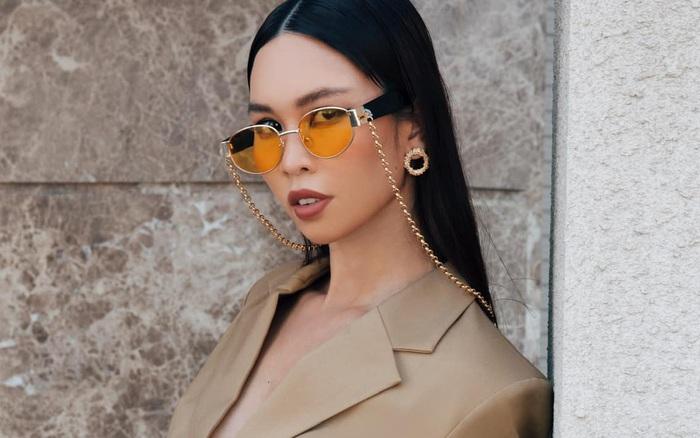 """Siêu mẫu Hà Anh tung đoạn hội thoại với chồng Tây để nói về chuyện đánh ghen: """"Tôi không cổ vũ bạo lực nhưng phụ nữ cũng như đàn ông"""""""
