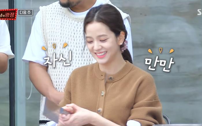 Đi show ẩm thực, Jisoo (BLACKPINK) tiết lộ việc kén chọn đến mức phải giả vờ bị dị ứng để... khỏi ăn