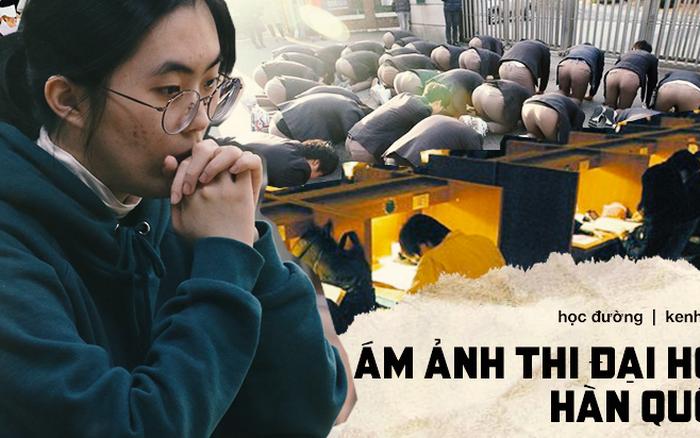 Cuộc chiến thi đại học Hàn Quốc: Học 16 tiếng/ngày, giam mình trong phòng biệt trắng, ám ảnh đến mức cần thôi miên để trấn tĩnh