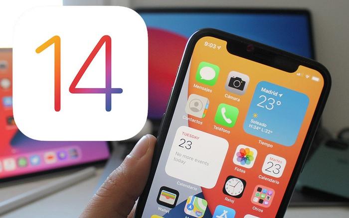 """Nhiều người khóc ròng khi update lên iOS 14, đua nhau search """"cách hạ iOS 14 xuống 13"""""""