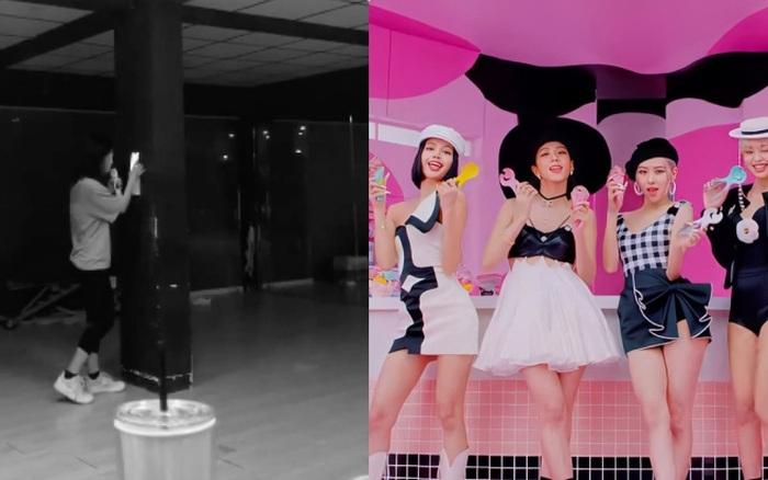 Han Sara cover bài mới của BLACKPINK nhưng lại gây ám ảnh vì âm thanh lạ, fan chỉ biết nhận xét:
