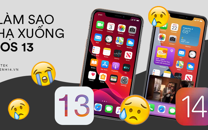 iOS 14 lỗi nhiều như