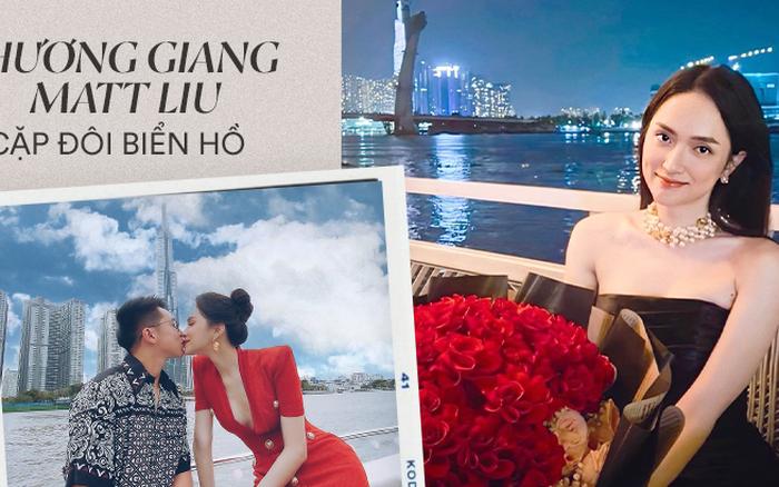 Check địa điểm hẹn hò Hương Giang - Matt Liu mới thấy đây là cặp đôi biển hồ, phải hẹn hò ở chỗ có sông nước mới chịu! - xổ số ngày 07122019