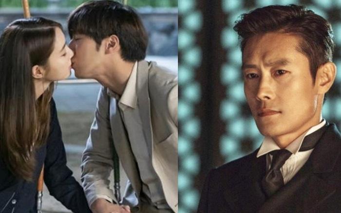 Không phải ông xã Lee Byung Hun, quý tử nhỏ mới là người hoang mang khi thấy mỹ nhân Vườn Sao Băng đóng cảnh hôn