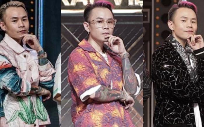 Khổ thân Binz: Loay hoay thay 3 bộ đồ hiệu chỉ biết tạo dáng đúng 1 kiểu, netizen rần rần réo tên Châu Bùi