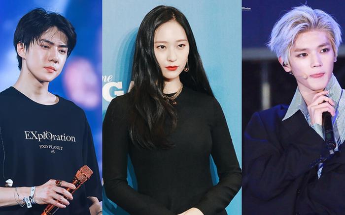 Sehun (EXO), Taeyong (NCT) và những idol được SM