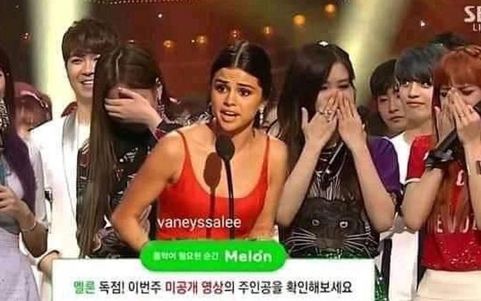 Selena Gomez là nghệ sĩ quốc tế đầu tiên thắng cúp show Hàn nhờ màn collab với BLACKPINK, fan BTS lập tức