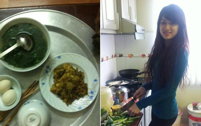 Fans bất ngờ lục lại ảnh Hương Giang nấu nướng 8 năm trước, gọi cả