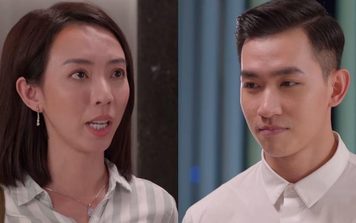 Vừa đấm sấp mặt Tiến Luật, Võ Cảnh công khai tình cảm với Thu Trang ở Bộ Tứ Oan Gia tập cuối