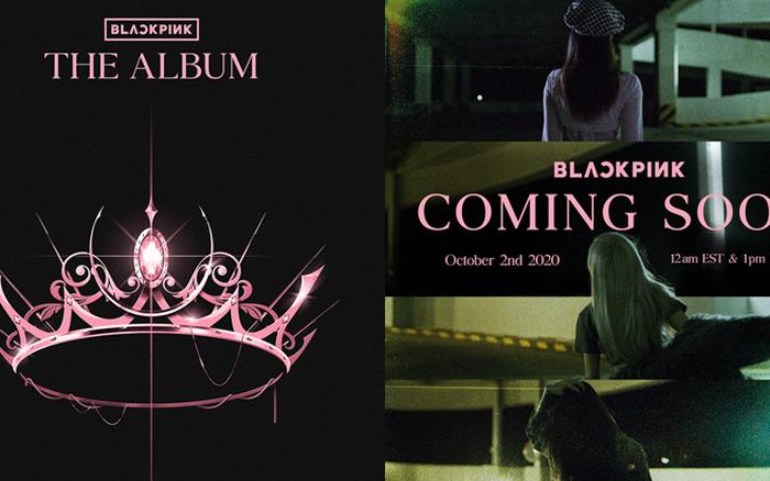 """HOT: BLACKPINK """"đánh úp"""" poster đầu tiên của full album, khoe lưng nuột nà nhưng đến fan nhìn cũng... chẳng biết ai là ai!"""