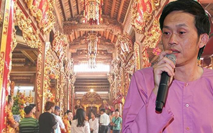 NS Hoài Linh thông báo sẽ không tổ chức lễ giỗ Tổ sân khấu tại đền thờ 100 tỷ, nguyên nhân được chính chủ hé lộ!