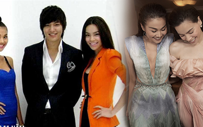 Thanh Hằng chia sẻ lại khoảnh khắc cùng Hà Hồ hội ngộ tài tử Lee Min Ho, nhan sắc bộ 3 thăng hạng rõ sau 11 năm!