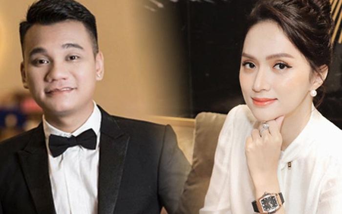 Hương Giang kể lại trên sóng truyền hình: